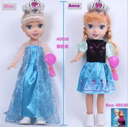 Последнюю версию мода заморожены 18 дюйма замороженные кукол