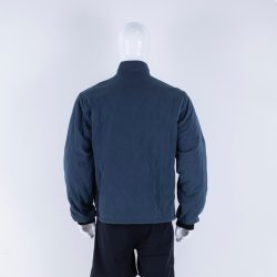 Groothandel Reizen Winter Snow Hoody Heated Down Jacket for Man In bulk