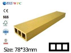 Hochwertige WPC Plank WPC Board für Pergola Beam Garden Dielendekorativ mit SGS CE FSC ISO Lhma008