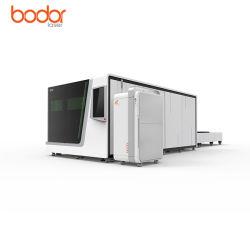Bodor machine de découpage au laser à filtre CNC découpé au laser P3015 émetteur fibre optique