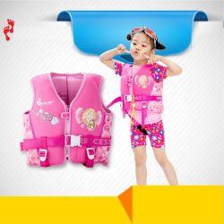 Kids Life Vest لمزيد من الألوان تصميم فريد معدات الصيد سترة حياة من الزوارق من أجل الأطفال