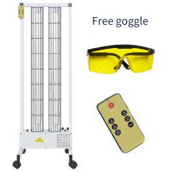 300W UV/UVC/Luz de desinfecção ultravioleta 220-240 V ozono da lâmpada UV de 185 nm/Sem Ozono 254nm para o Restaurante Ginásio