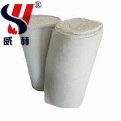 Whは生物溶けるセラミックファイバの布の/Heatの抵抗力がある織物を補強した