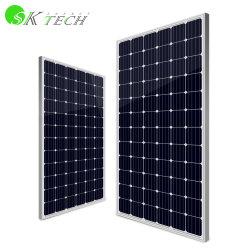 2020 Mono Cellule Solaire Panneau solaire 380W avec plastificateur vide