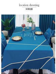 Wasserdichtes Polyester gedruckte Tischdecke