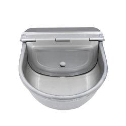 Embutición Vaca tazón de agua recipiente de agua potable ganado caballo