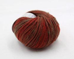 Em acrílico de alta qualidade de lã merino fios mesclados de Nylon Ly-W098