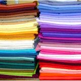 Tessuto bianco/tinto dell'uniforme scolastico T/C 80/20 45x45 110x76 58/60 '' (HFTC)