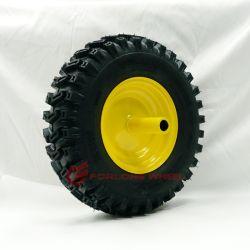 Ruota lunga di 13X4.1-6 pneumatico e cerchione 3.50X6 per spazzaneve, Tiller, Tosaerba, trattori da giardino, ATV e veicoli utilitari