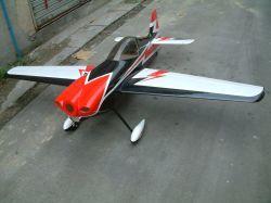 SBACH300/342-30CC-CF version gaz AVION RC