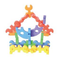 Для изготовителей оборудования на заводе DIY игрушки пластмассовые компоненты Car головоломки образования головоломки игрушки