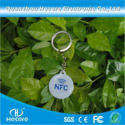 Wasserdichte Schlüsselmarke des Belüftung-Silikon-NFC für Zugriffssteuerung