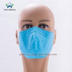 Blaue gefaltete Cer-schützende Atemschutzmaske