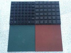 Caucho de alta calidad Commtercial Home Gimnasio Piso alfombra de goma