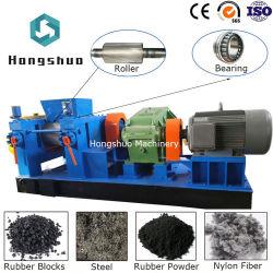 Автоматическая используются отходы шины (шин) перерабатывающая установка для резинового порошка бумагоделательной машины