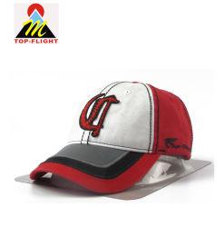 De façon personnalisée court Brim brodé Casquette de baseball de mousse Hat