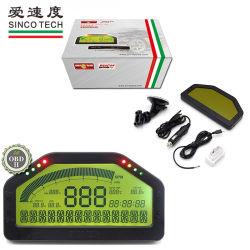 Kraftstoffstandanzeige On-Board Diagnostic II Multifunktionsrace Car Dashboard