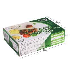 Logotipo personalizado impreso en papel de Arte de embalaje de regalo de alimentos congelados exterior caja de cartón de embalaje