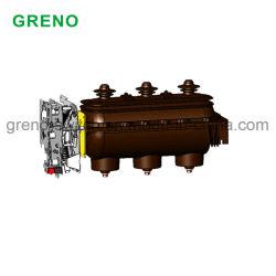 Greno 11kv 12kv Sf6 Interruptor de ruptura de carga de gas