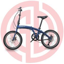 """Cidade dobrável de 20 polegadas da estrutura em liga de bicicletas de aluguer de pneus de 20"""""""