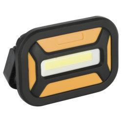 Het draagbare LEIDENE Licht van het Werk, 6W Lichten van de Reparatie van de Inspectie van de Auto van de Schijnwerper van het Gebied van de MAÏSKOLF de Waterdichte IP65 met Magnetisch Handvat dat door Batterij 4AA wordt aangedreven