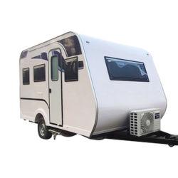 Curso de alta qualidade Caravan/ reboque de caravana móveis ao ar livre