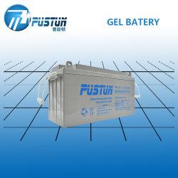Vida longa de gel Pustun SLA Deep-Cycle Mf bateria VRLA com alta qualidade 12V150HA