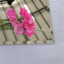 3mm 4 mm 5mm 6 mm de Canto pulido espejo redondo desde el puerto de Qingdao