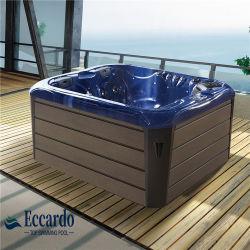 Bañera de Hidromasaje electrónica hogar Spa Piscina Patio