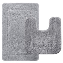 LuxuxMicrofiber nicht Beleg-Superwasser-saugfähige Bad-Matten-Bad-Wolldecke-gesetzte Fußboden-Matte