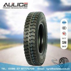 16inch comerciano i pneumatici all'ingrosso 8.25r16 Ar316 di /Tralier del camion con forte trazione ed i certificati del GCC del PUNTINO di SNI approvati Terra-Pinsa