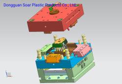 Boots-hohe Genauigkeits-Qualitätsplastikspritzen-Aluminiumlegierung-druckgießenund formenform