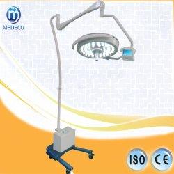 Voyant DEL d'exploitation d'éclairage médical500 Mobile avec batterie de secours