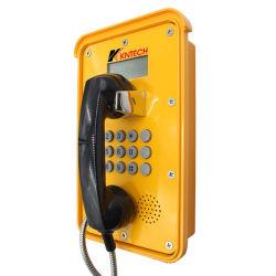 Nouvel écran LCD Knsp-16 Kntech Industrial des téléphones VoIP