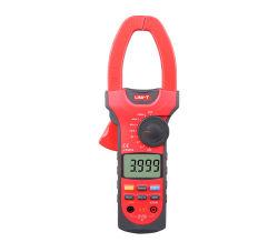Ut207un Medidor Digital 1000A AC/DC de medición de corriente y voltaje