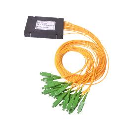 Softel высокого качества с программируемым логическим контроллером коробки 1X16 PLC разветвитель разветвитель сетей FTTH с программируемым логическим контроллером