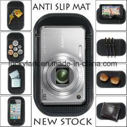 Almohadilla adhesiva en el coche Non-Slip PU alfombrilla antideslizante Teléfono Móvil Celular Magic Pad alfombrilla antideslizante