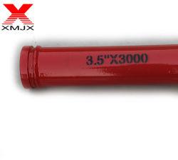 Pm y Schwing Wear-Resisting Tubo de bomba de hormigón y piezas de repuesto utilizadas en trabajos de construcción