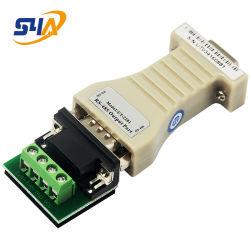 La comunicación serial RS232 para el convertidor RS485.