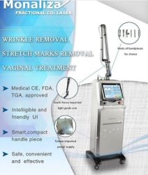 FDA Lumenis laser CO2 RF fractionnel resurfaçage de la peau de rides dépose