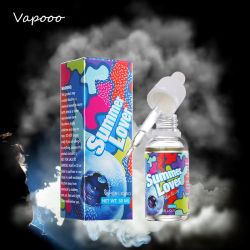 Commerce de gros Haut Grade Saveur de bleuets biologique Vaporever Premium E Jus Jus vapeur Vapeur jus Vaping E Liquide Liquide