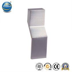 Mobiliário de liga de zinco conexões móveis puxador de armário guarda-roupa de metal de Hardware