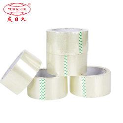 Heißes verkaufendes wasserdichtes anhaftendes transparentes Verpackungs-acrylsauerband des Briefpapier-Raum-BOPP