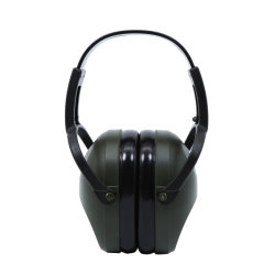 O EZ-002s Noise Reduction Nrr de filmagem 25dB Snr 27dB Earmuff ANSI