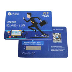 La impresión personalizada PVC Scratch Card para Lotería/Premio/Sorteo/Concurso/sorteo