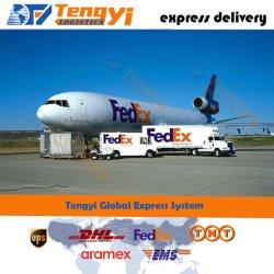 Air Freight Forwarder logística de transporte de carga general Dropshipping TNT/DHL o FedEx o UPS/EMS Express Montserrat/Marruecos/Mozambique Myanmar/