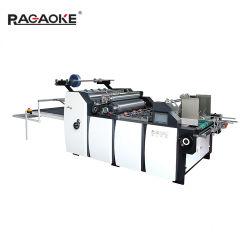 Film PET/PVC automatique de correctifs de la fenêtre de la machine pour jouet sac de papier et emballage des produits de papier Machine Gluer formant le dossier (GK-1080T)