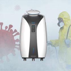 CE FDA 13485 сертифицированных зародышевых убийства пероксида водорода подъемом для инфекционных болезней палаты