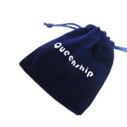 Custom pequeña funda de Terciopelo (YB-LY-VE-04)