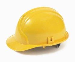 Le confort de protection PE Hat Casques de sécurité réglable pour la construction